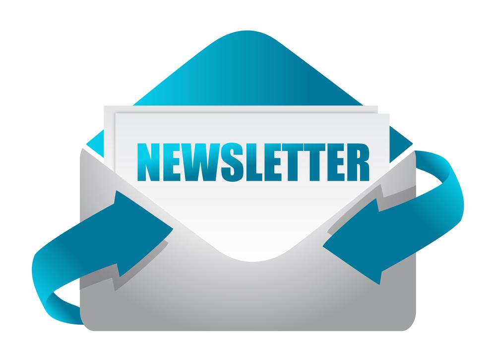 Les newsletters et les jeux concours