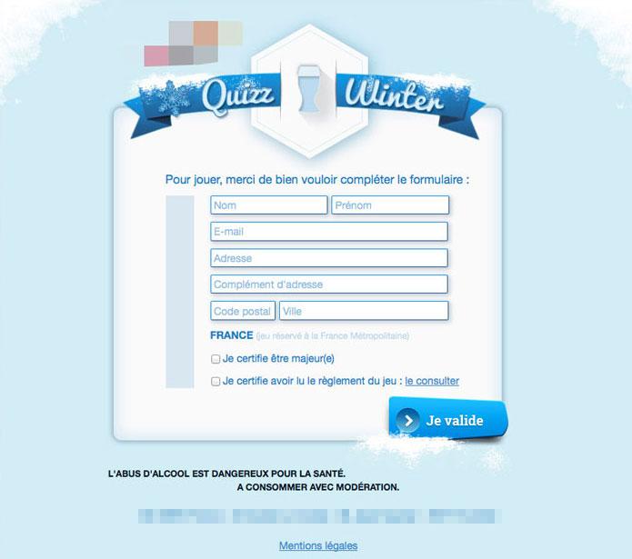 Remplir les formulaires des concours rapidement