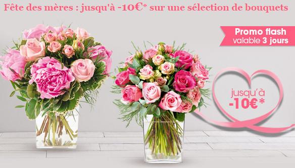 Interflora : profitez vite des codes promos pour des réductions sur les fleurs et les cadeaux